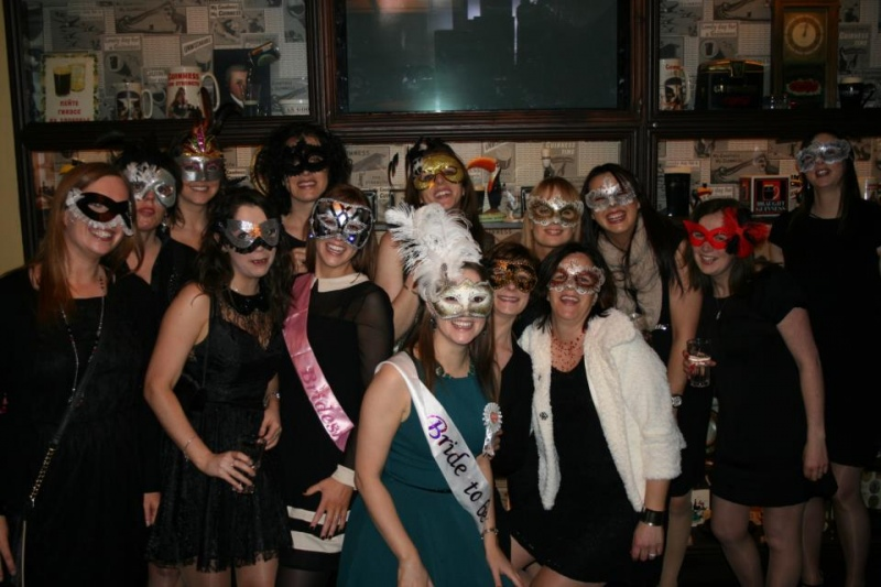 Limerick Hen Party at The Old Quarter